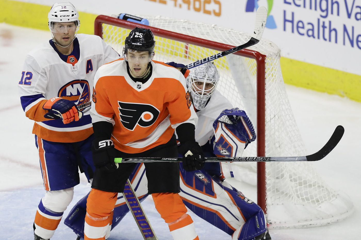 cbc06162abb James van Riemsdyk almost ready to return to Flyers' lineup