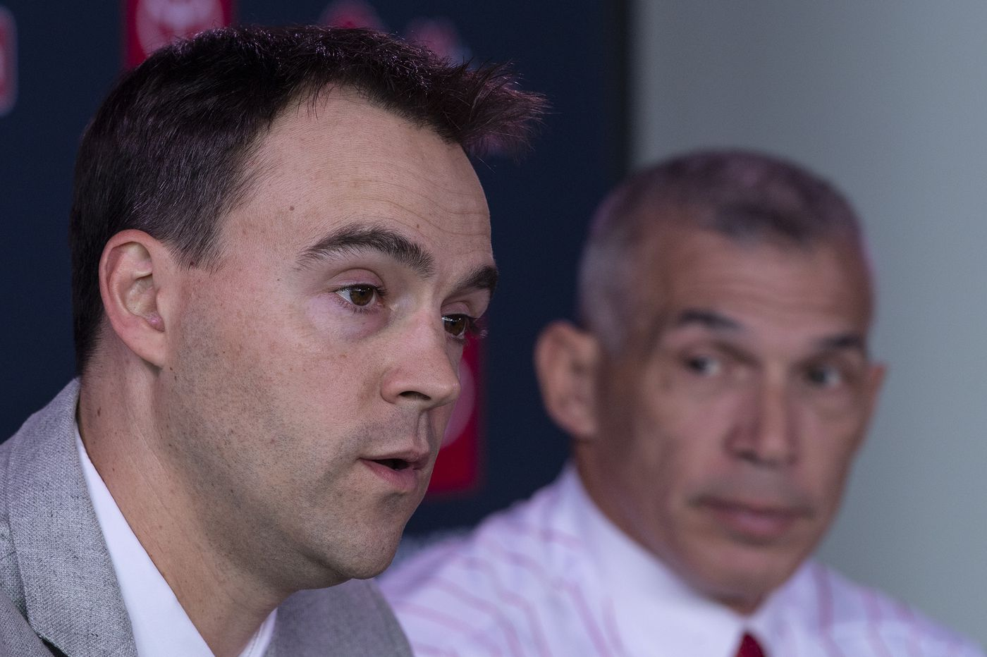 What does Matt Klentak stepping down as GM mean for the Phillies future? | Podcast