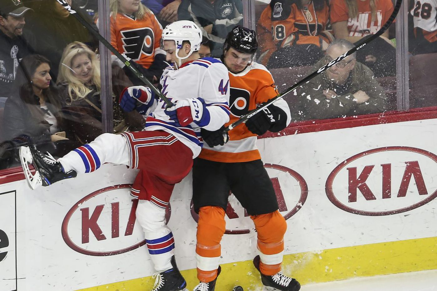 Flyers-Rangers preview: For Philly, a playoff spot is there for the taking