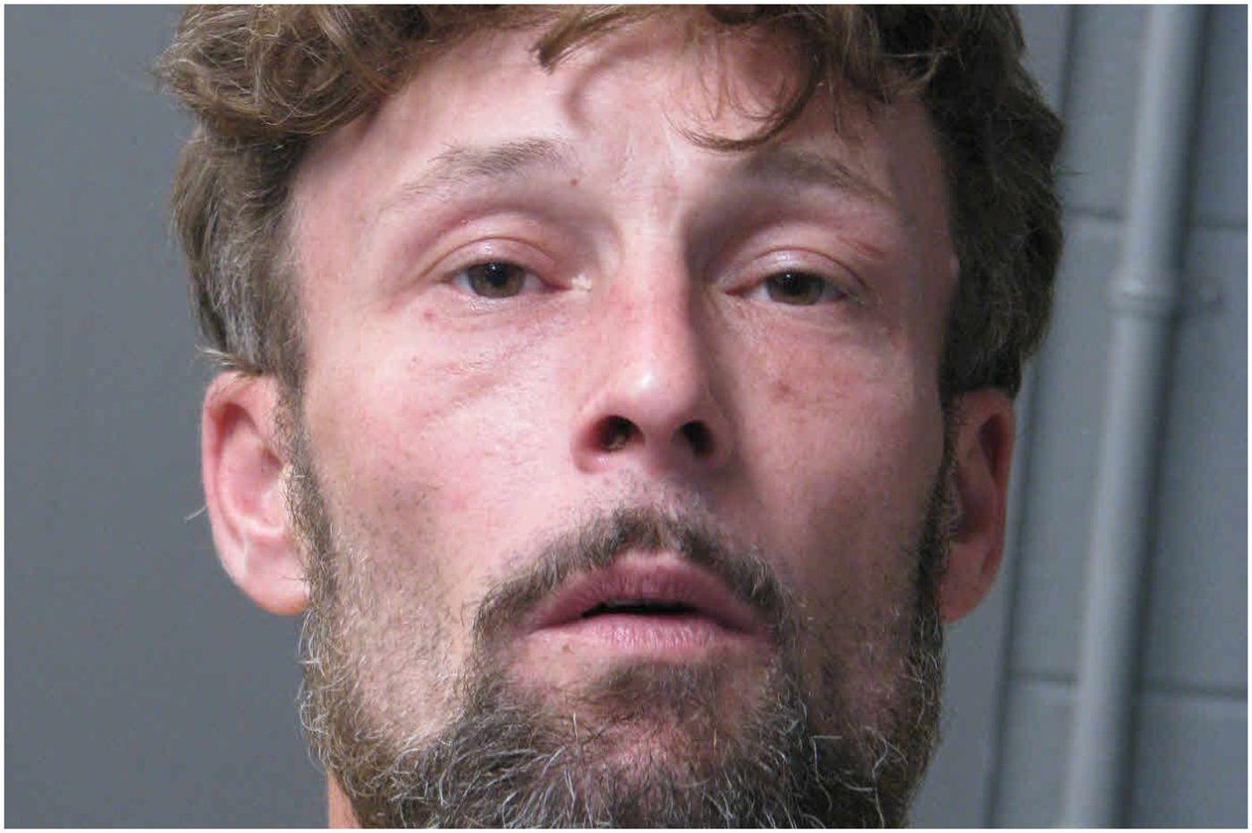 DA: Knife-wielding Bucks man kept girlfriend hostage in police standoff