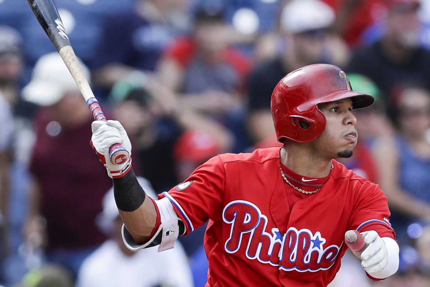 Cesar Hernandez's arrival as elite second baseman for Phillies might not prevent his departure
