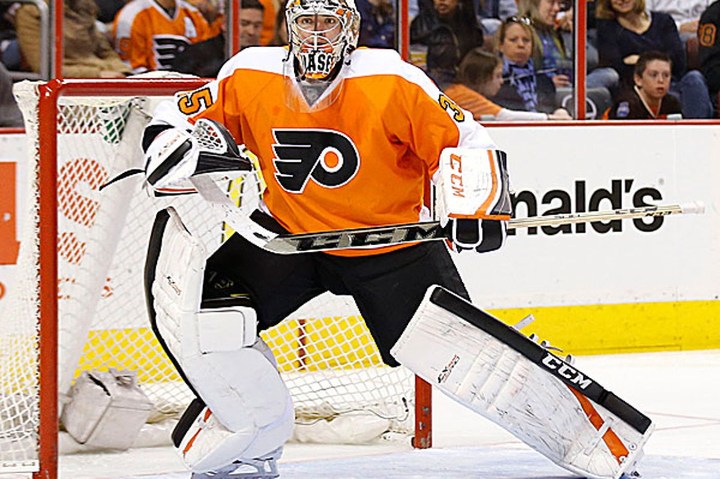 Flyers' lips are sealed over whether Mason will start Game 1