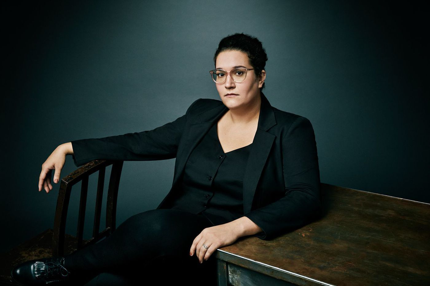 Carmen Maria Machado's new book is out this week, and her 'feminist Black Mirror' TV series is underway