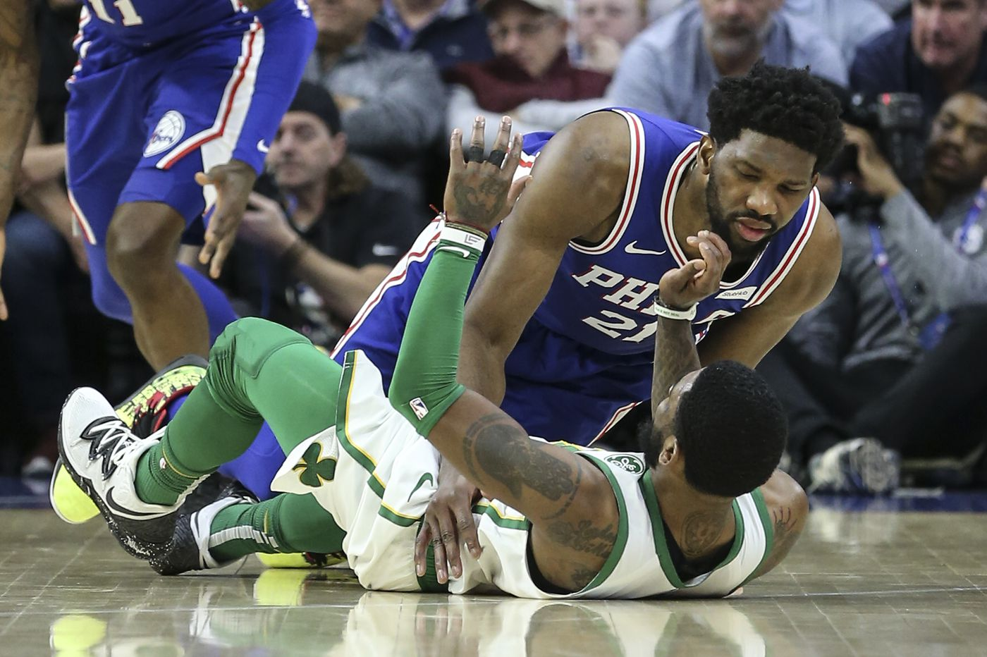 Sixers podcast: Was Philly-Celtics tilt an Eastern Conference finals preview?