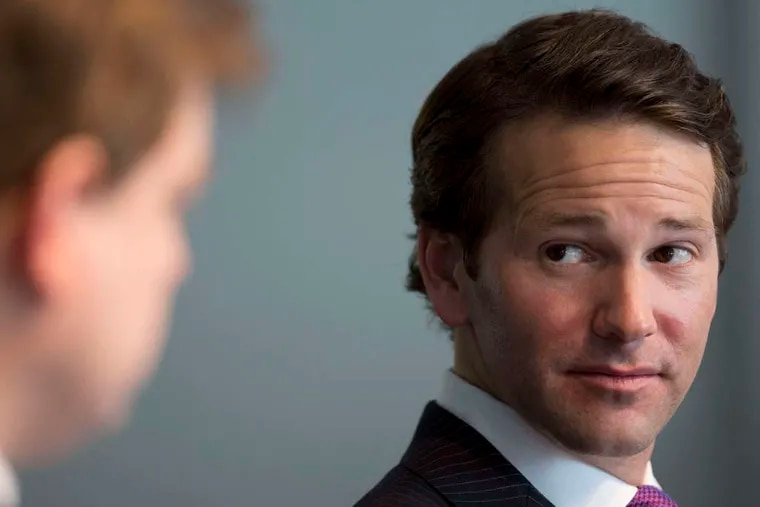 """Illinois Rep. Aaron Schock's troubles began with a story on his lavish House office, decorated in the style of """"Downton Abbey."""""""