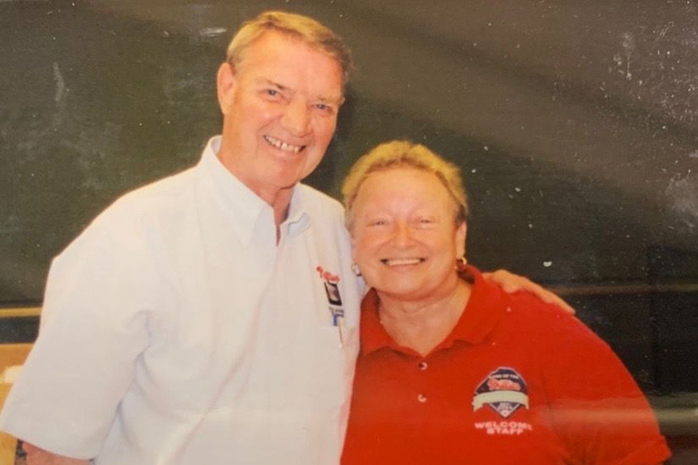 This 'reunion' between Harry Kalas and one of his biggest fans was years in the making