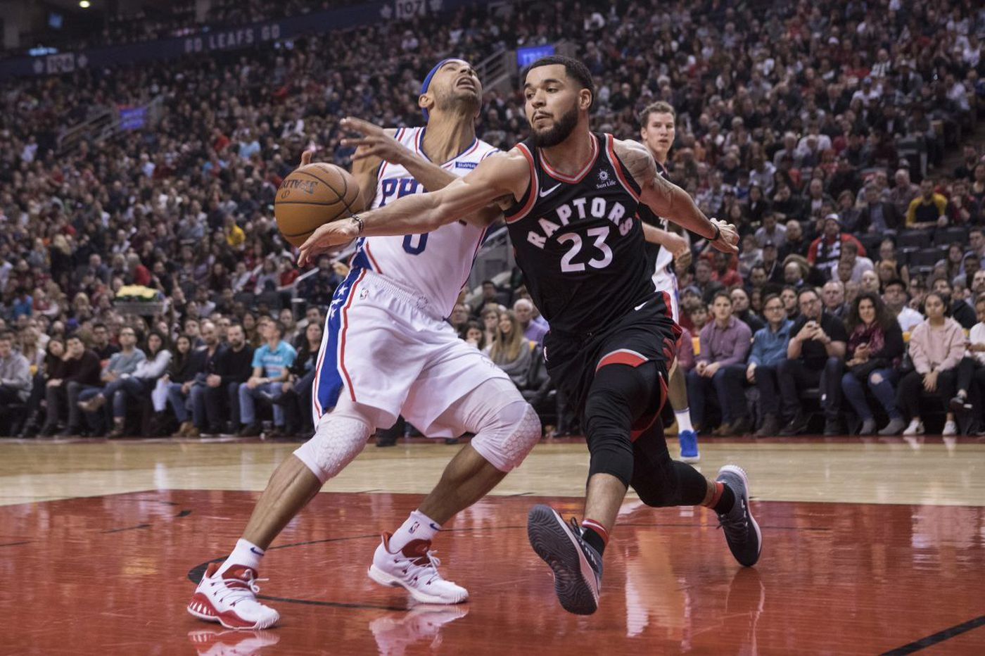 Raptors 102, Sixers 86: Joel Embiid's return spoiled in Toronto, and other quick thoughts from Philly's loss