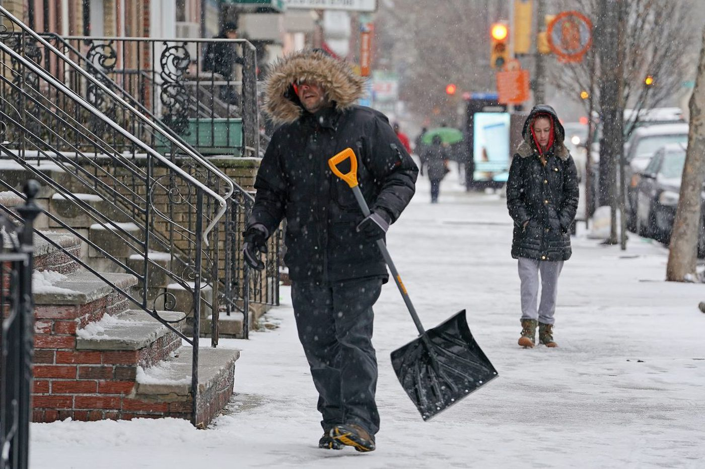 Snow records in trouble as wild March takes a wilder turn