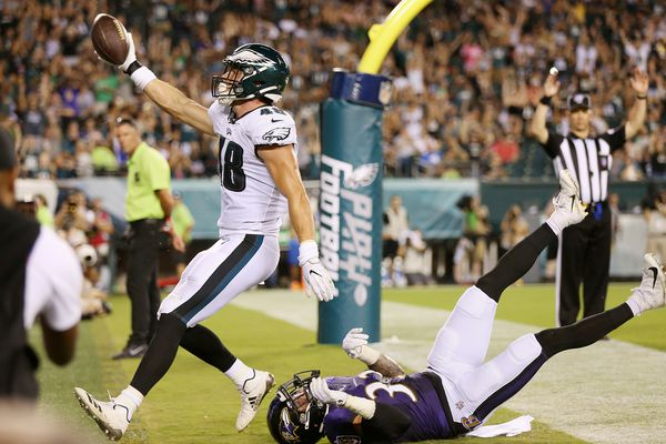 Alex Ellis returns as Eagles start to adjust; DeSean Jackson reportedly will miss about two weeks