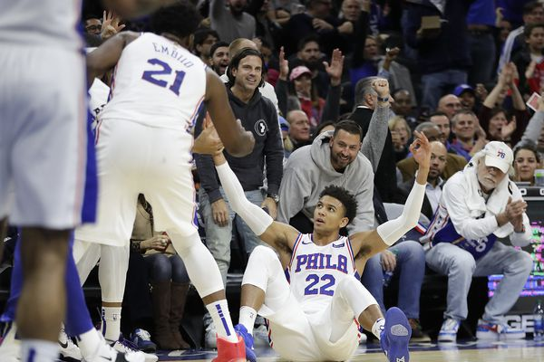 Sixers' Matisse Thybulle: From questionable to star of the game | Off the Dribble