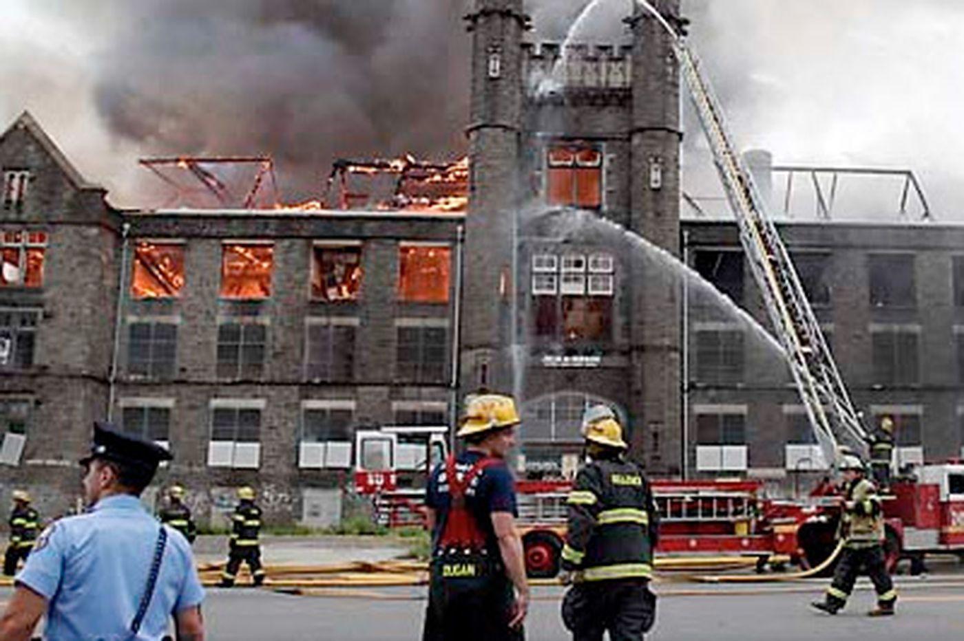 Fire contract will cost Phila.