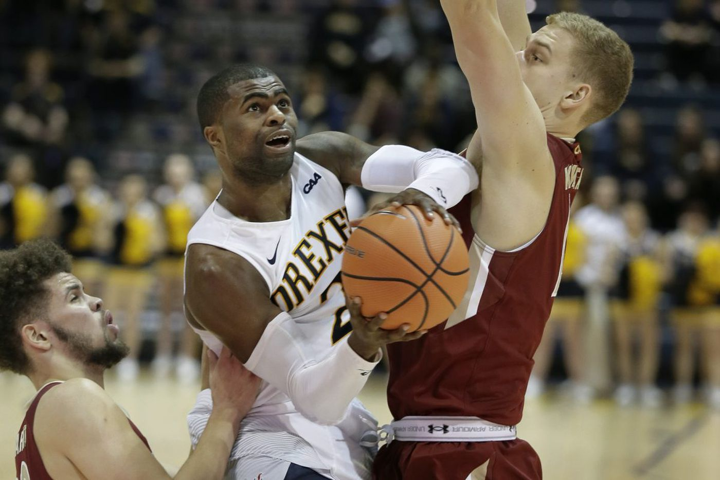 Tramaine Isabell's clutch free throw lifts Drexel over Northeastern