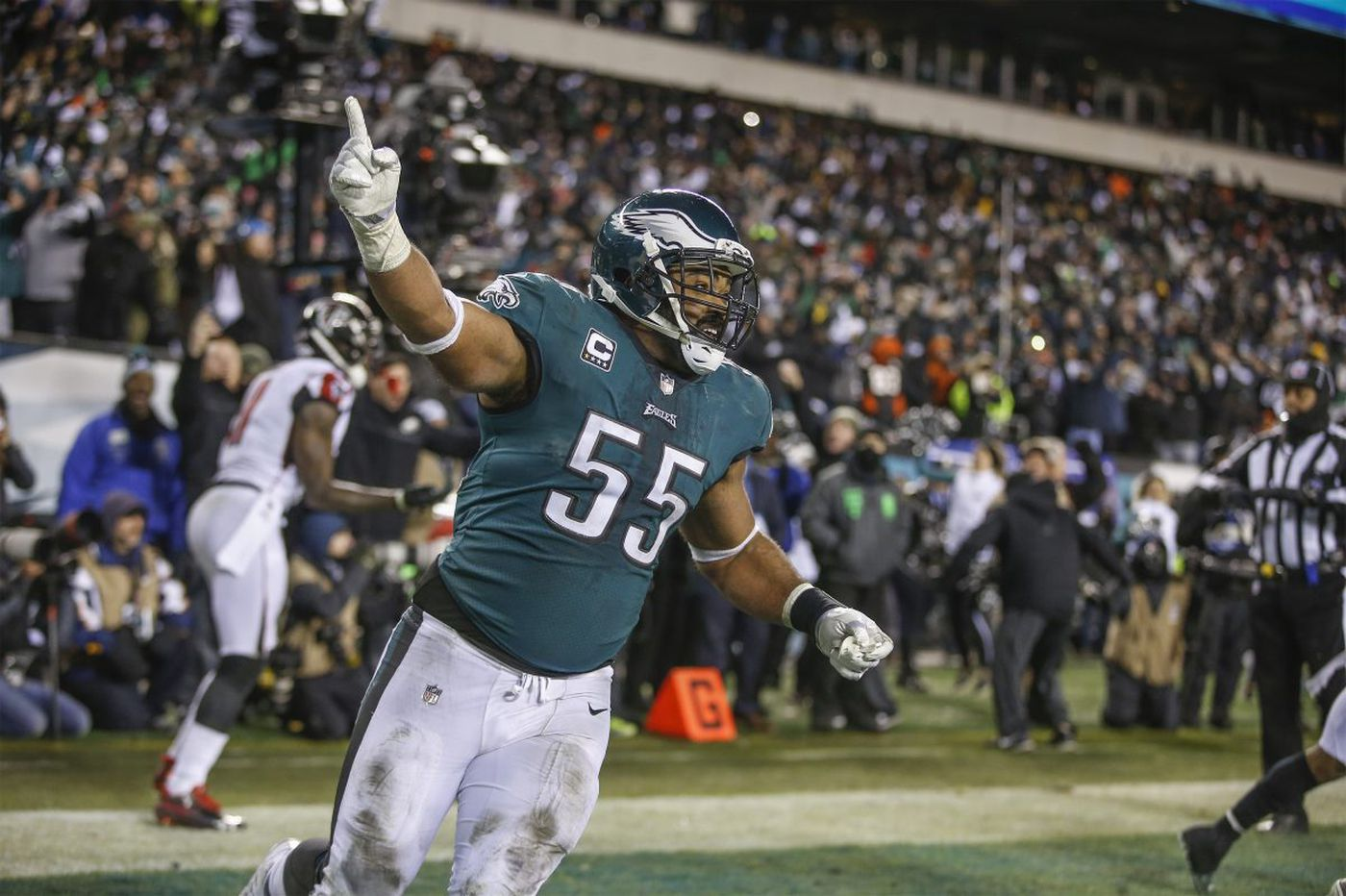 If Eagles can bottle their energy again, all bets are off against Vikings   David Murphy