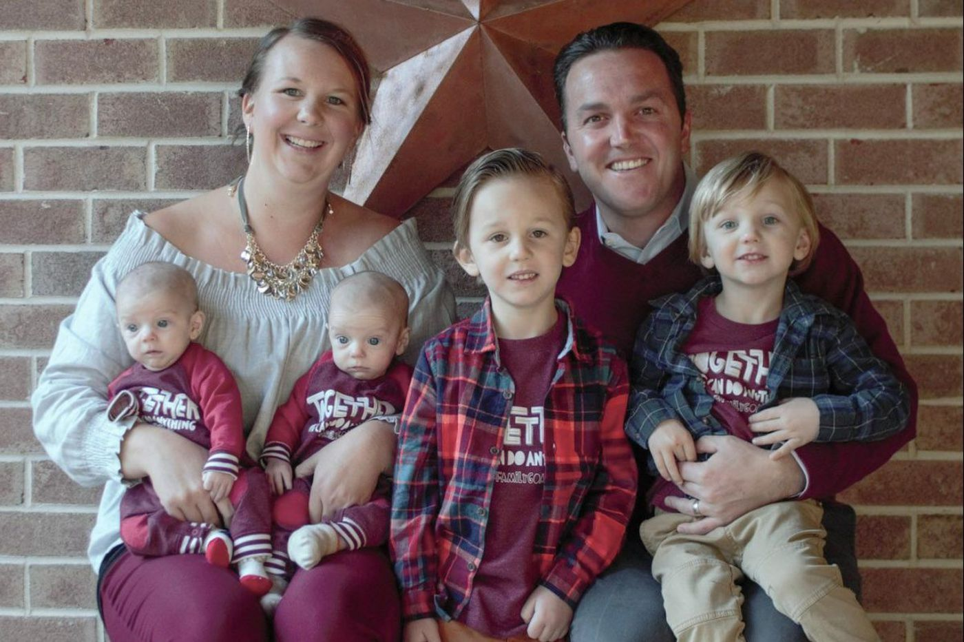 The Parent Trip: Megan and Patrick Murphy of Collegeville