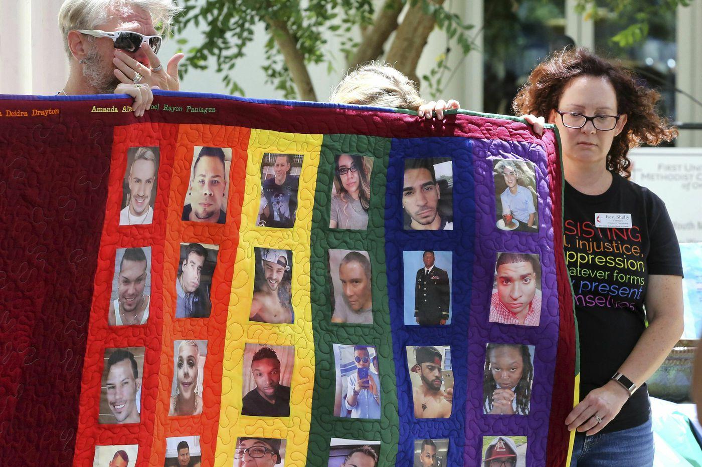 Somber memorials on anniversary of Florida nightclub rampage