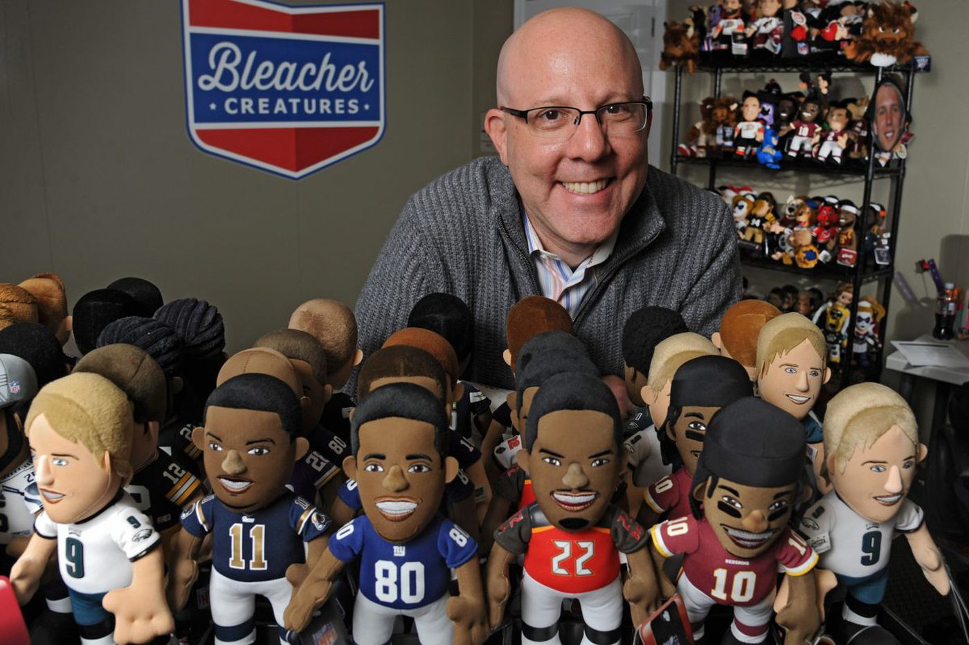Plush sports-doll maker Bleacher Creatures files for bankruptcy