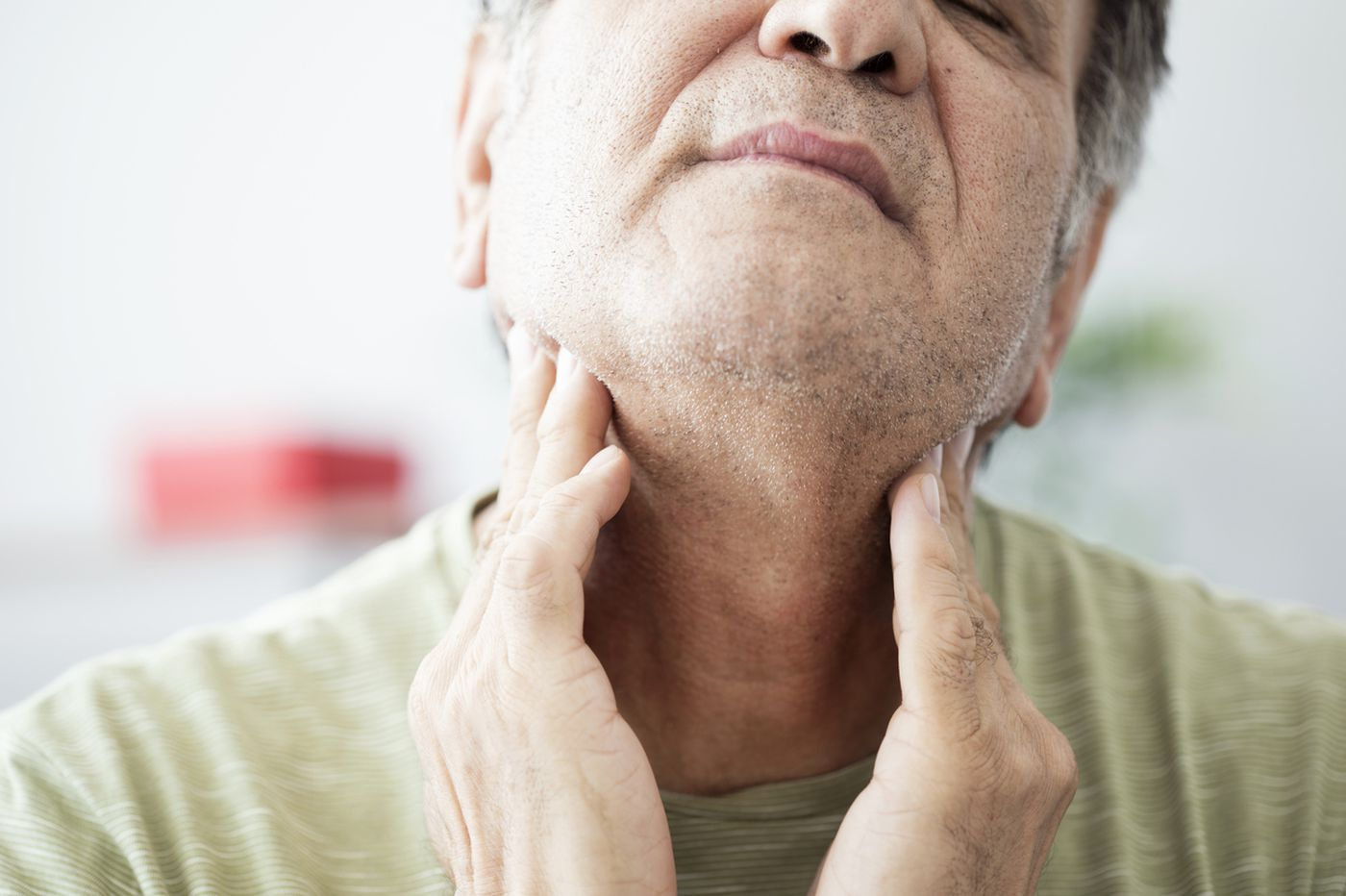 Medical Mystery: What caused old man's swallowing trouble?