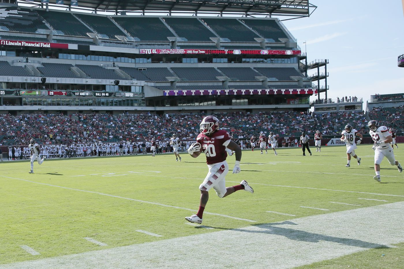 Temple football team would just as soon say goodbye to early bye | Marc Narducci