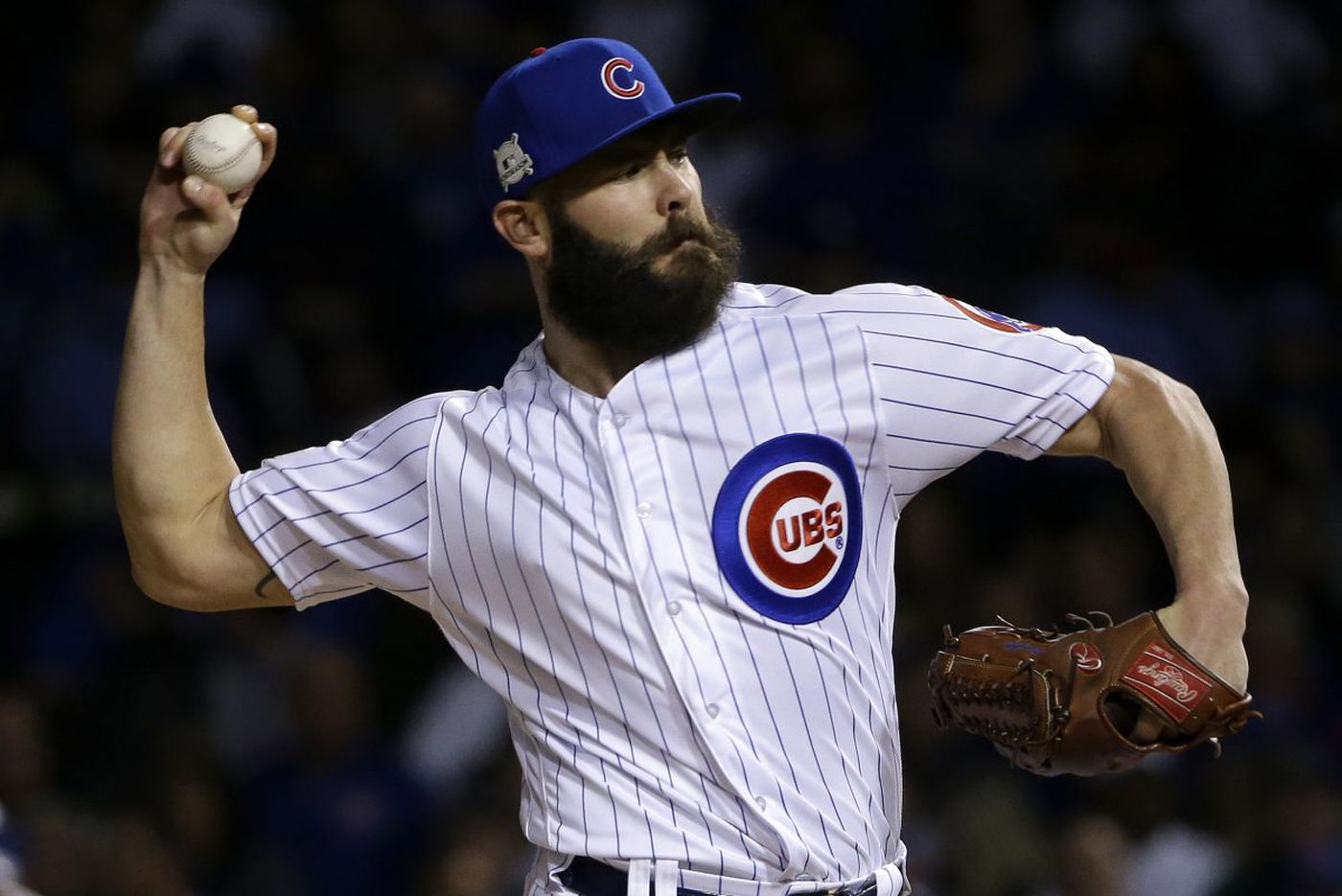 Jake Arrieta's fastball not the only thing that's changed | David Murphy