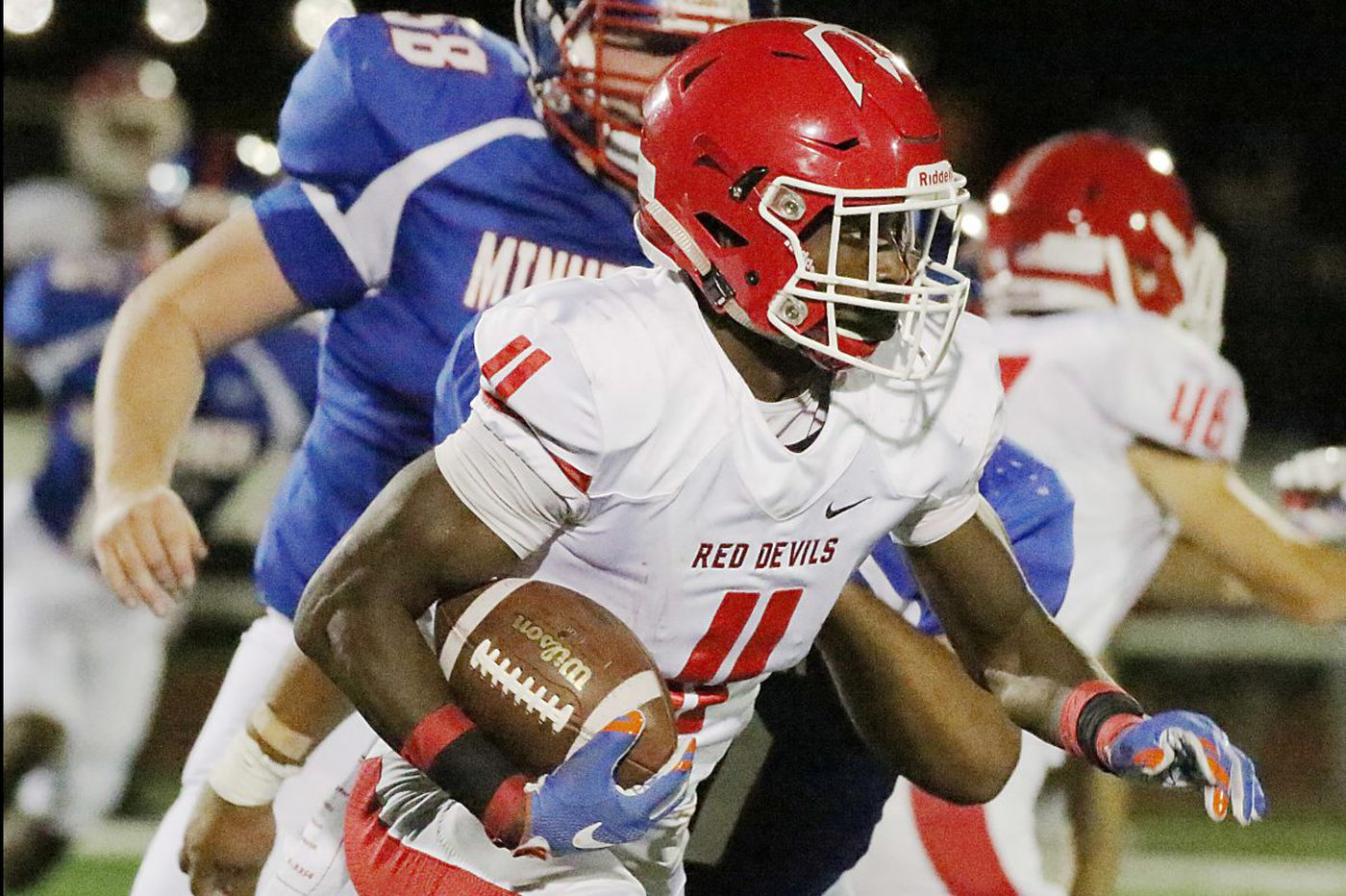Friday's South Jersey football roundup: Rancocas Valley stuns Millville on trick play
