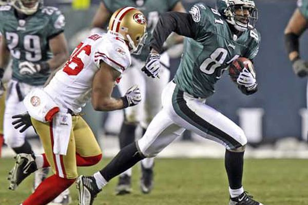 Eagles 27, 49ers 13