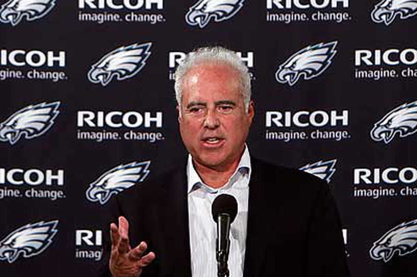 Lurie: 8-8 record won't save Reid