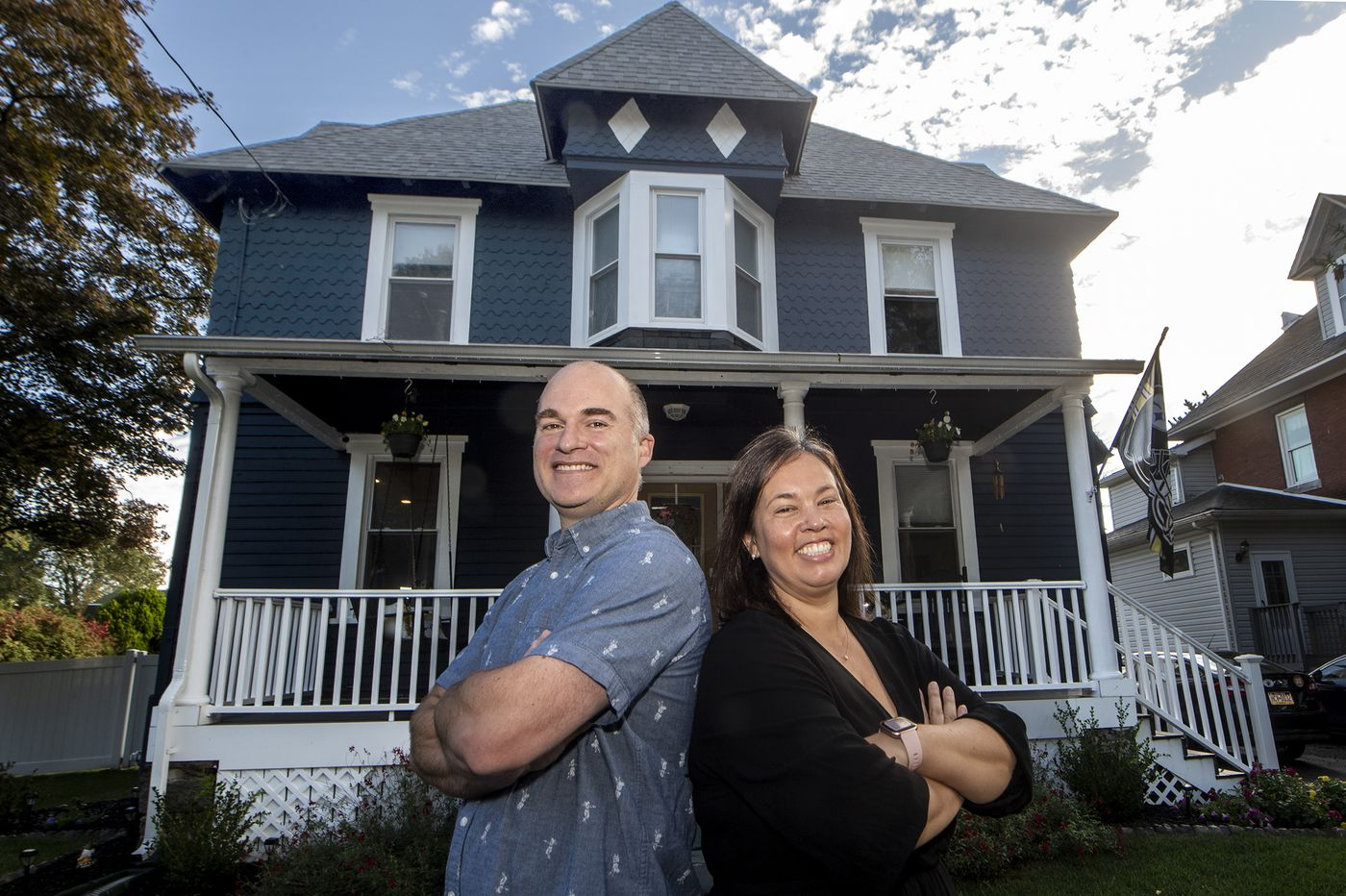 Perseverance helped this couple get the house they loved in Delaware County
