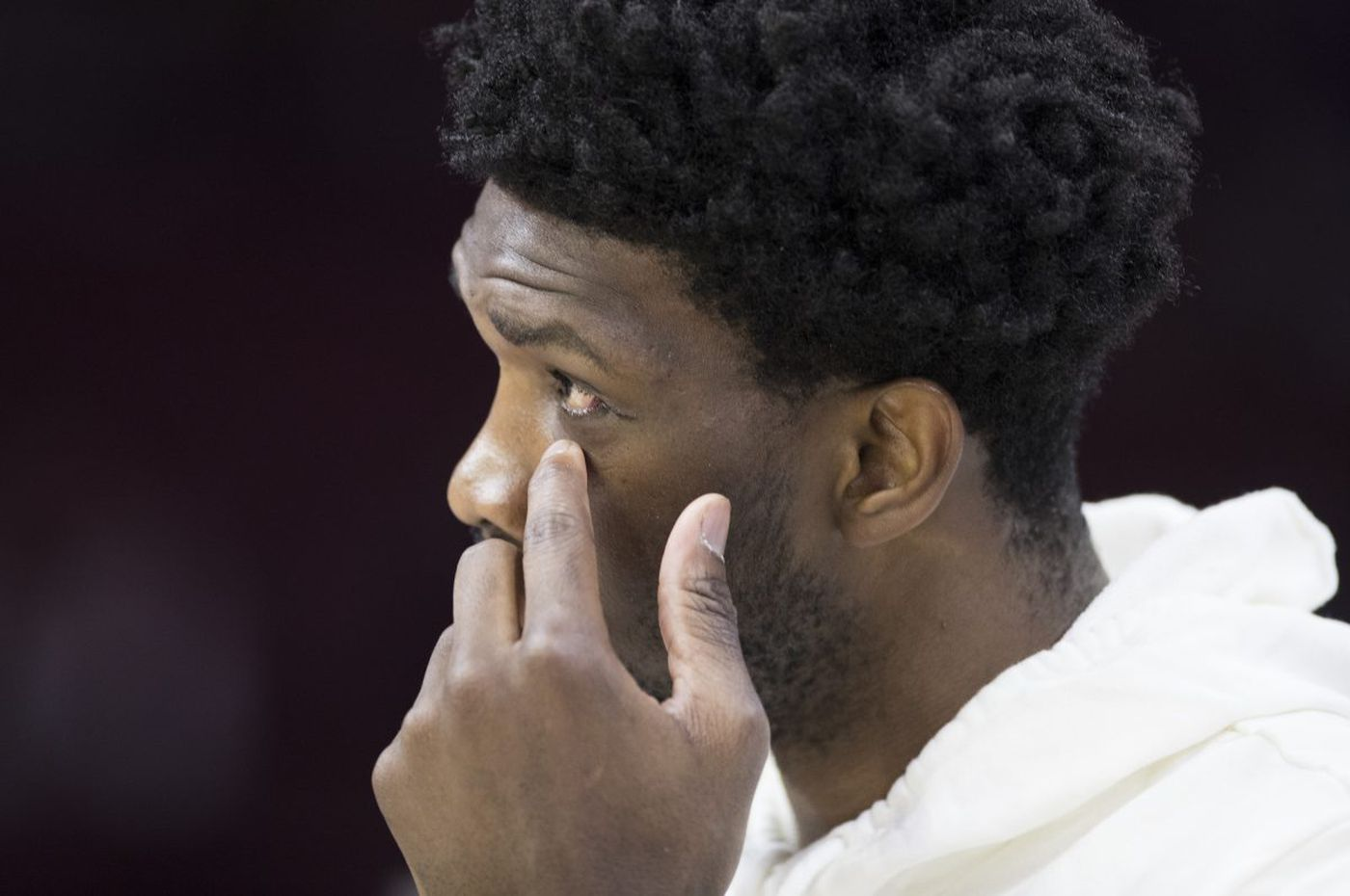 Sixers' Joel Embiid starts light, non-contact conditioning; Ben Simmons exceeding even Brett Brown's expectations