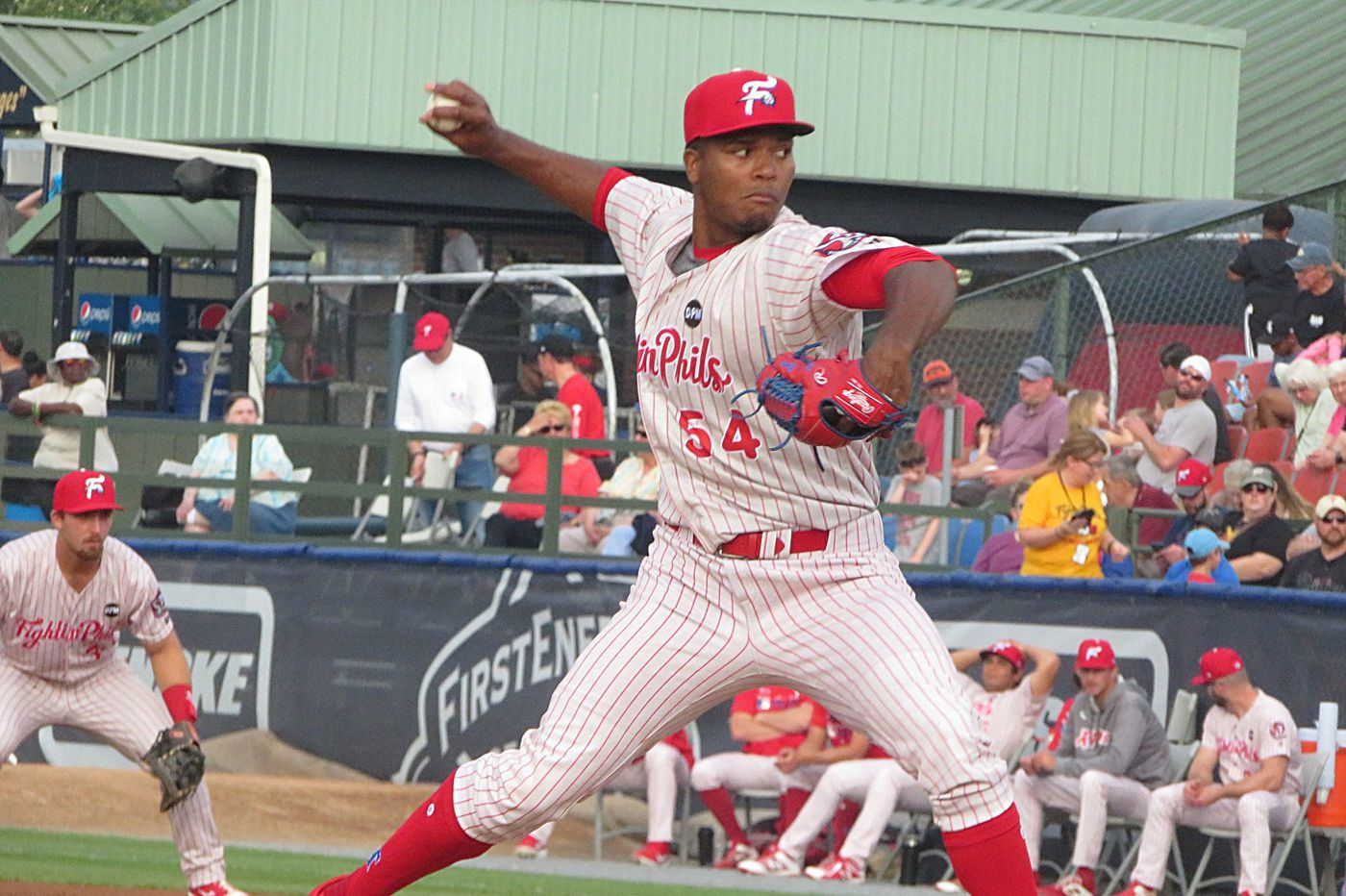 Phillies prospect Ramon Rosso credits aggressive mindset for success in minor leagues