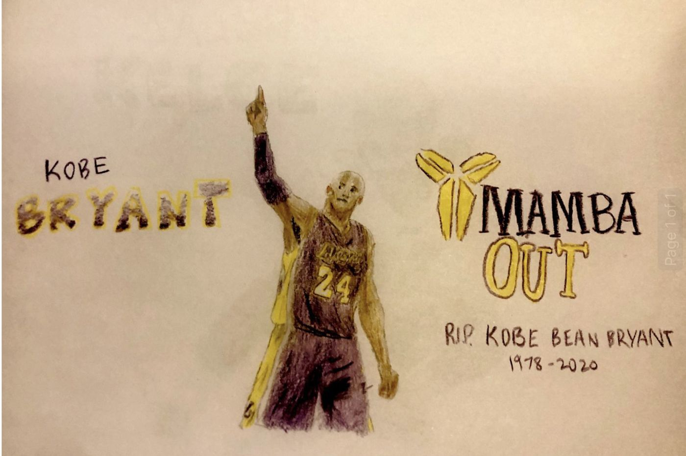 St. Joe's Prep student draws a different numbered athlete for every quarantine day   Mike Jensen