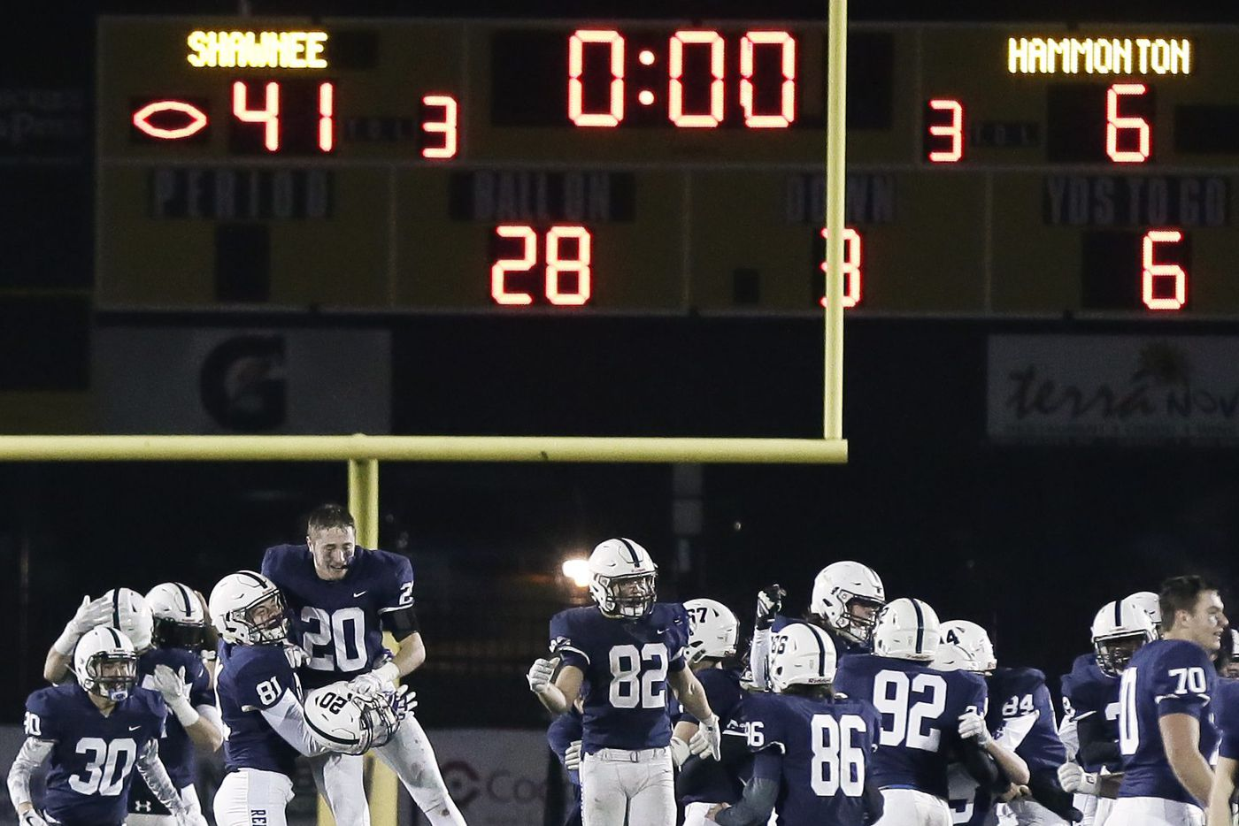 Shawnee vs. Cherokee highlights South Jersey games to watch