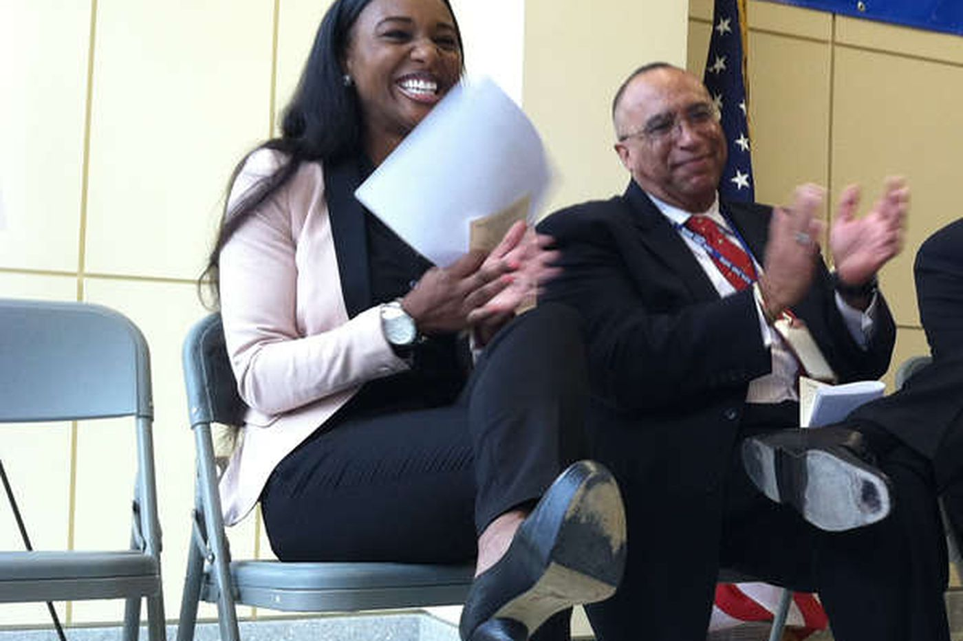 From shackles to social worker: One Philly woman's story