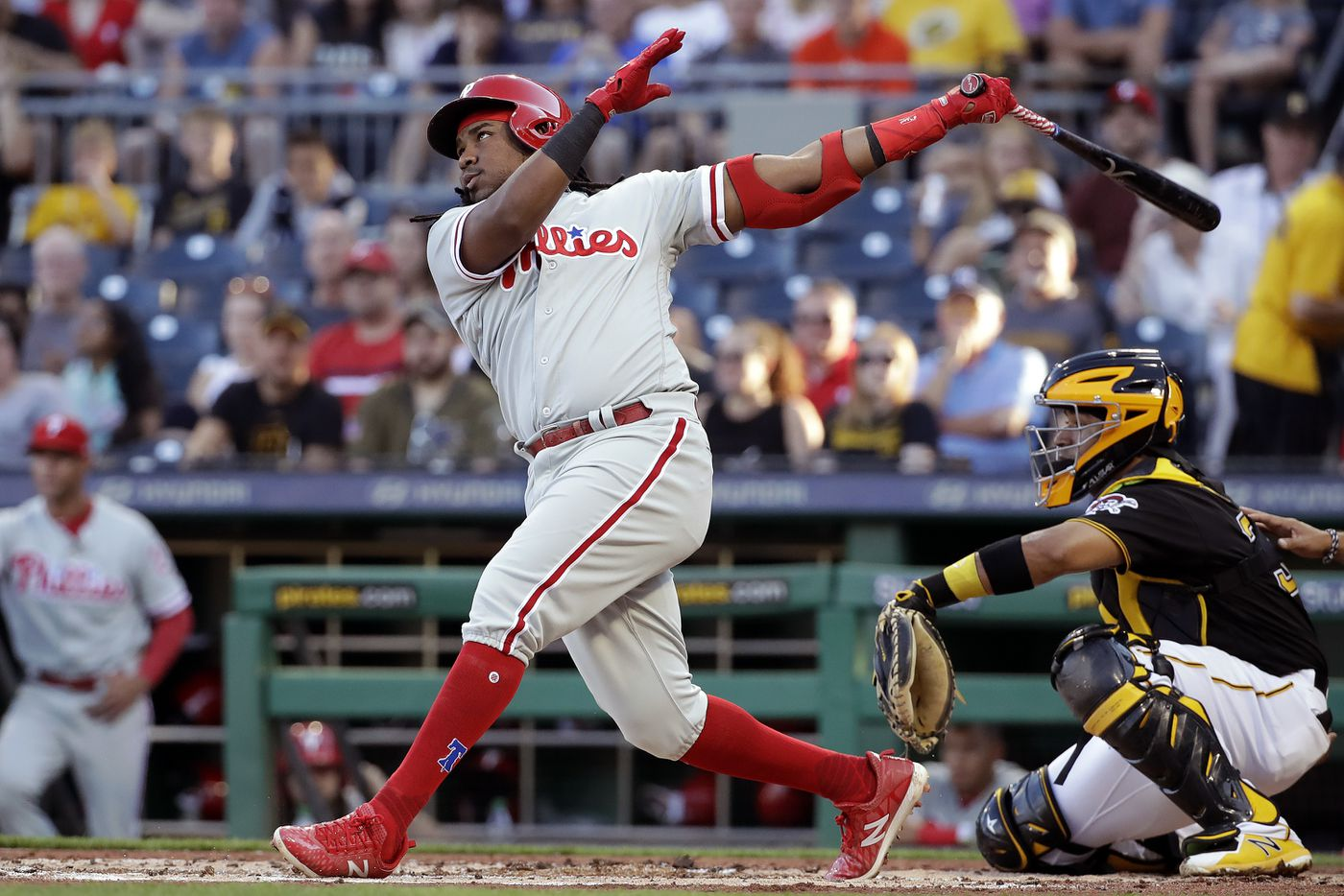 Phillies' Maikel Franco is finally finding success after lineup demotion