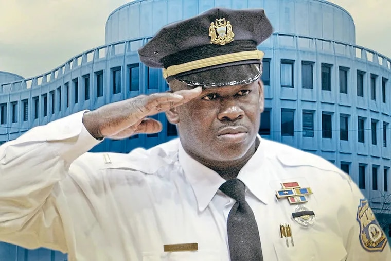 Philadelphia Police Inspector Anthony Washington was assigned new duties in December, including oversight of the Special Victims Unit, Homicide and Major Crimes.