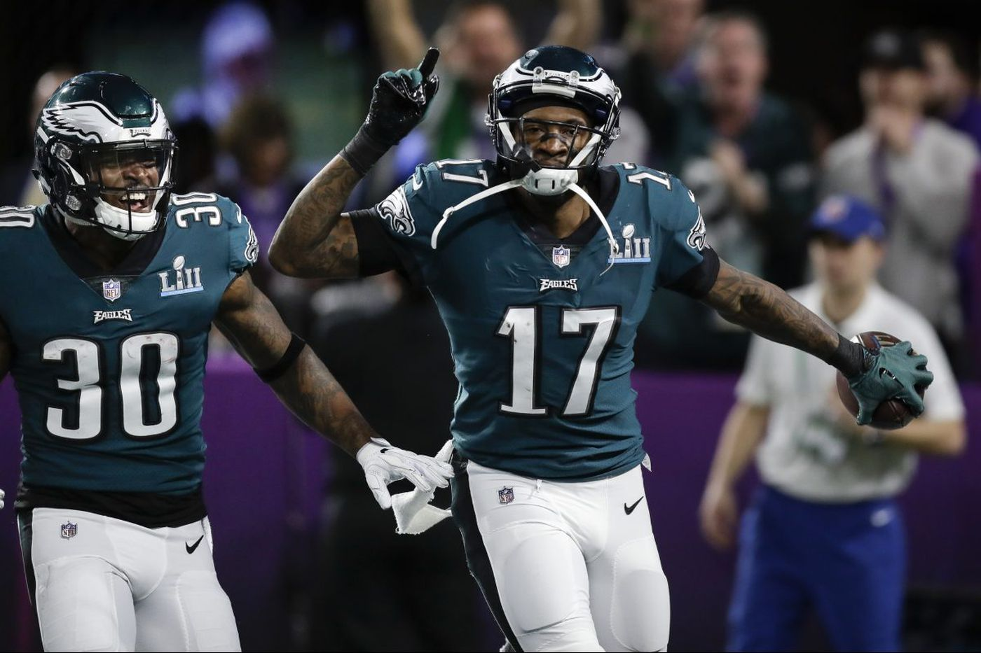Eagles chat replay: Zach Berman talks offseason decisions and more