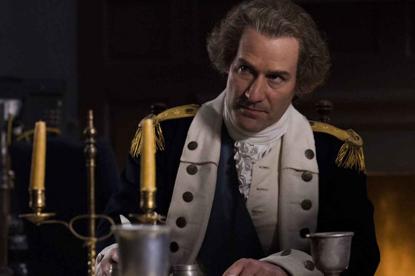 'Washington's Spies' author: Father of our country was 'natural' spymaster