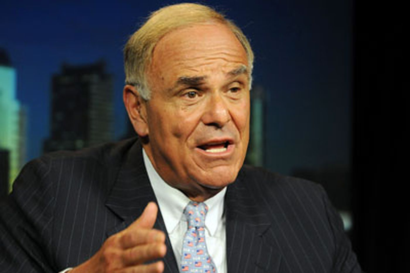 Eagles Notes: Rendell sounds off again on snow-delayed Eagles game