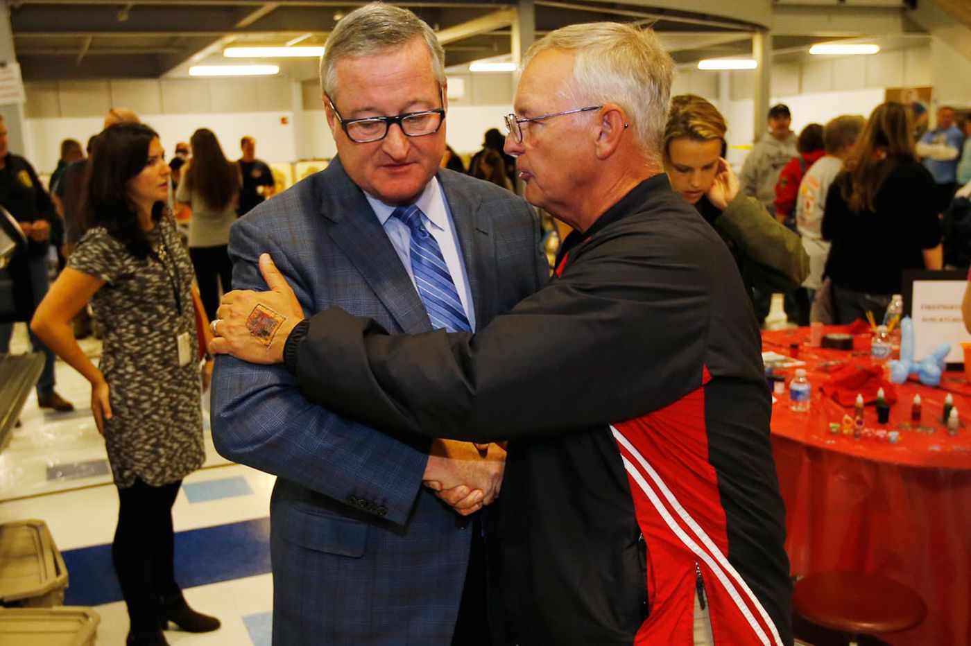 Evolution of a 'hothead': Jim Kenney makes his case