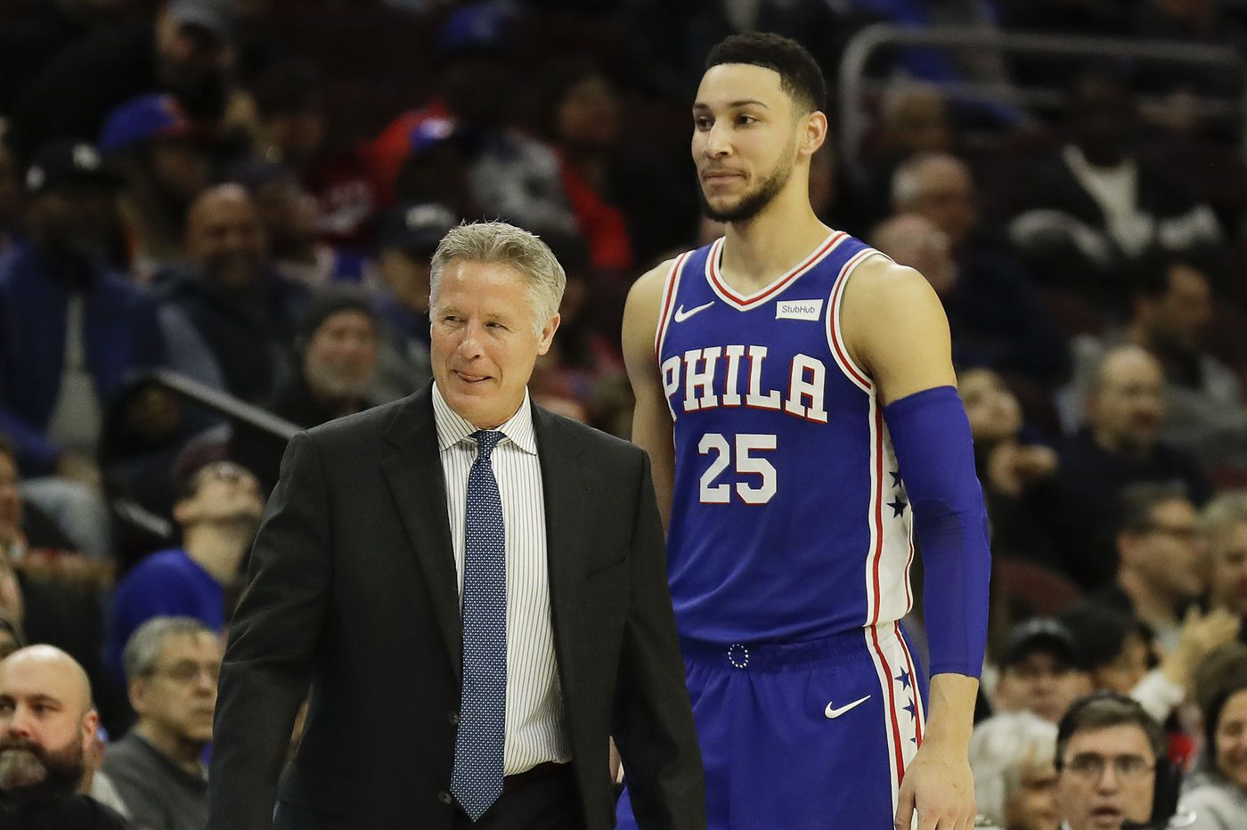 Love him or hate him, these Sixers can't win without Ben Simmons | Marcus Hayes