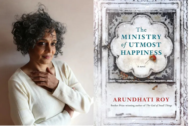 """Arundhati Roy, author of """"The Ministry of Utmost Happiness"""""""