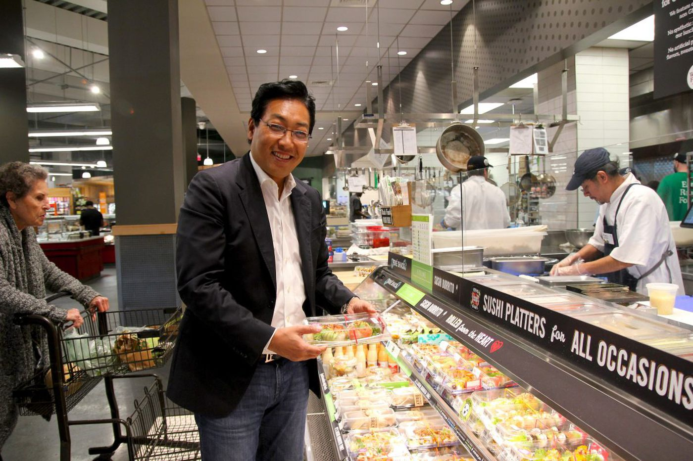 Why Philadelphia is the sushi capital of America