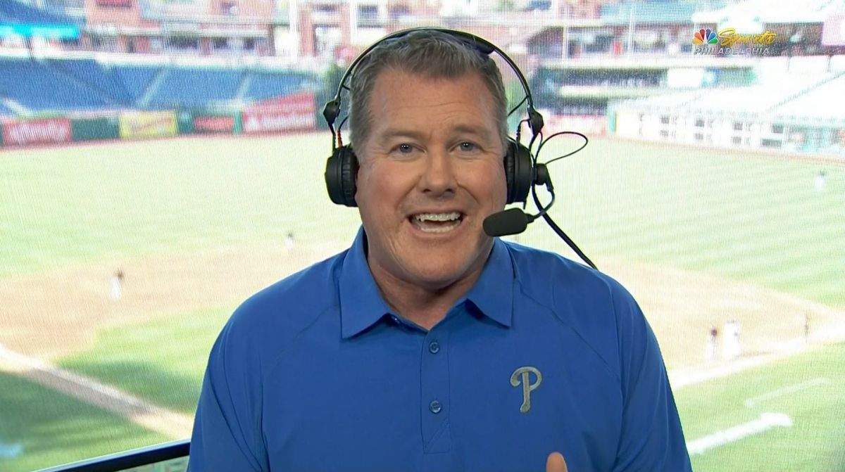 Phillies broadcaster Gregg Murphy among the layoffs at NBC Sports Philadelphia