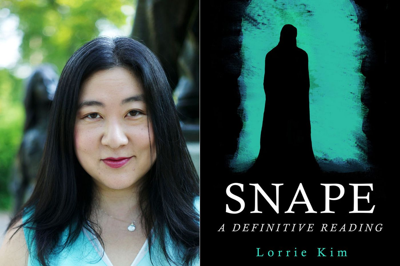 Philly author: If Trump is Voldemort, voters must invoke Snape