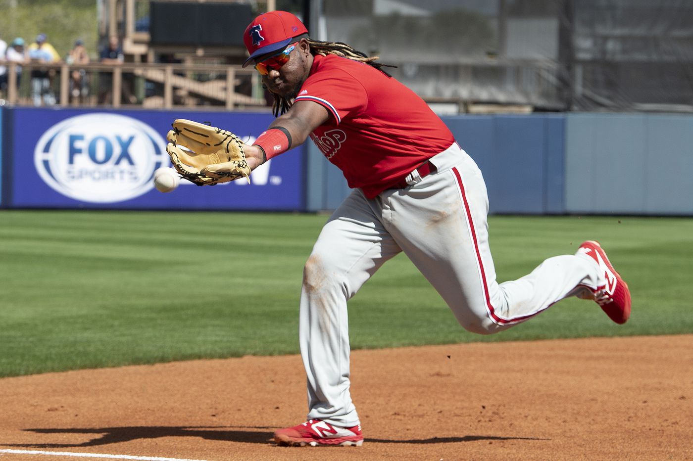Maikel Franco homers as Phillies top Rays 3-2 in Grapefruit League opener