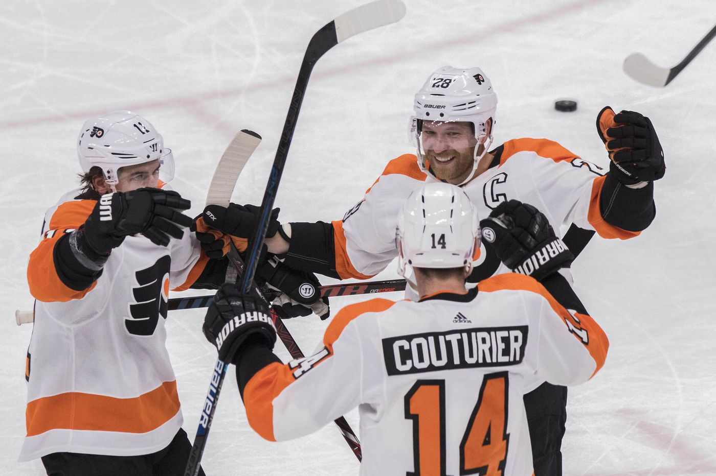 Flyers need to carry road success onto home ice for five-game homestand