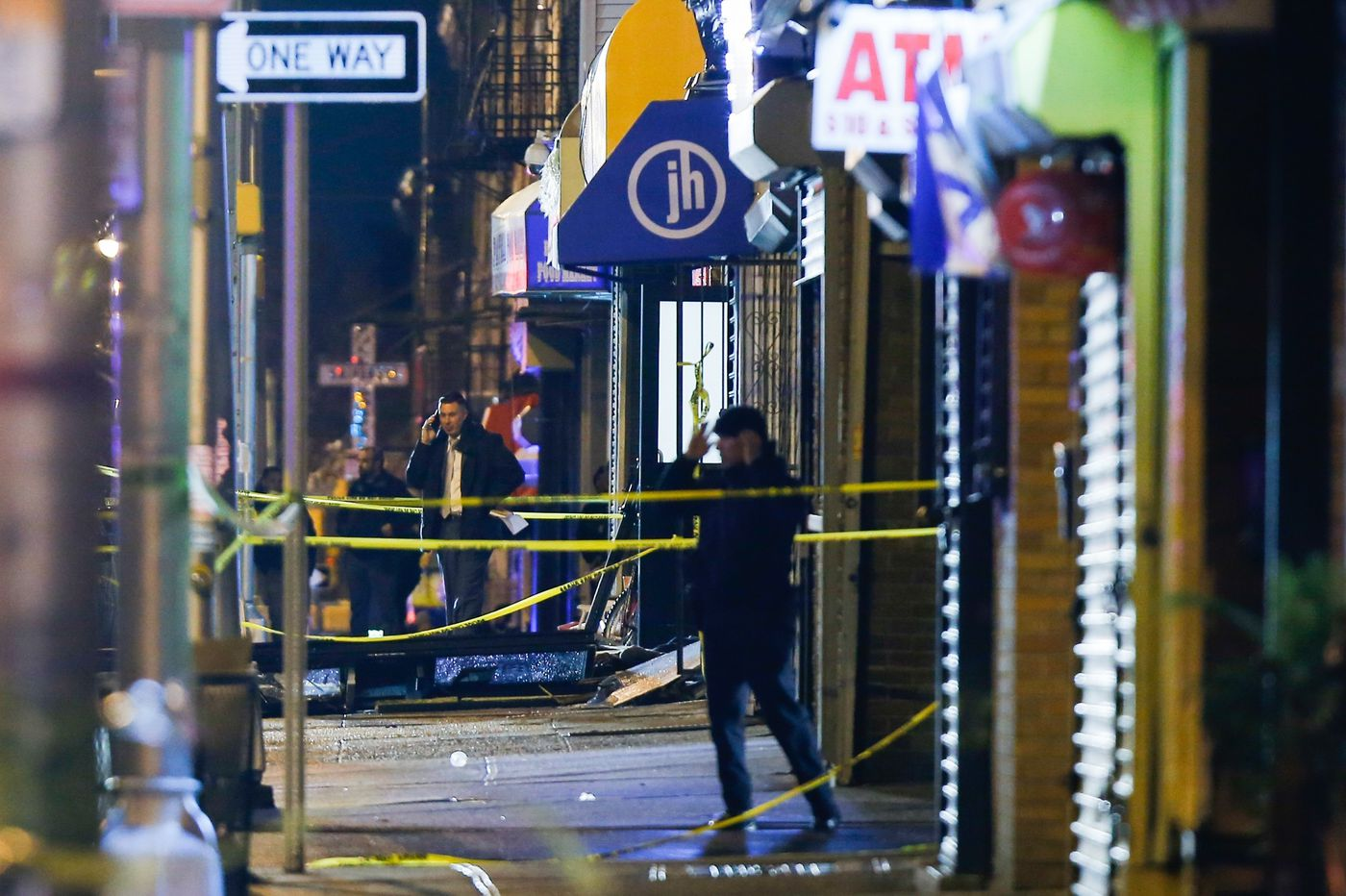 Jersey City Mayor Steven Fulop says gunmen targeted kosher market