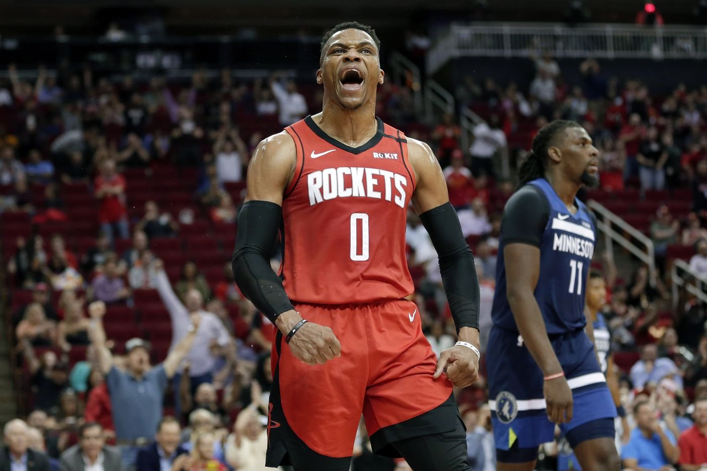 Russell Westbrook tests positive for COVID-19, Atlanta Braves looking into tomahawk chop, and other sports news