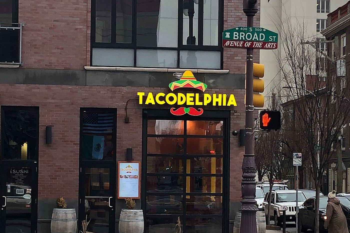 Illegal Tacos changes its name to Tacodelphia