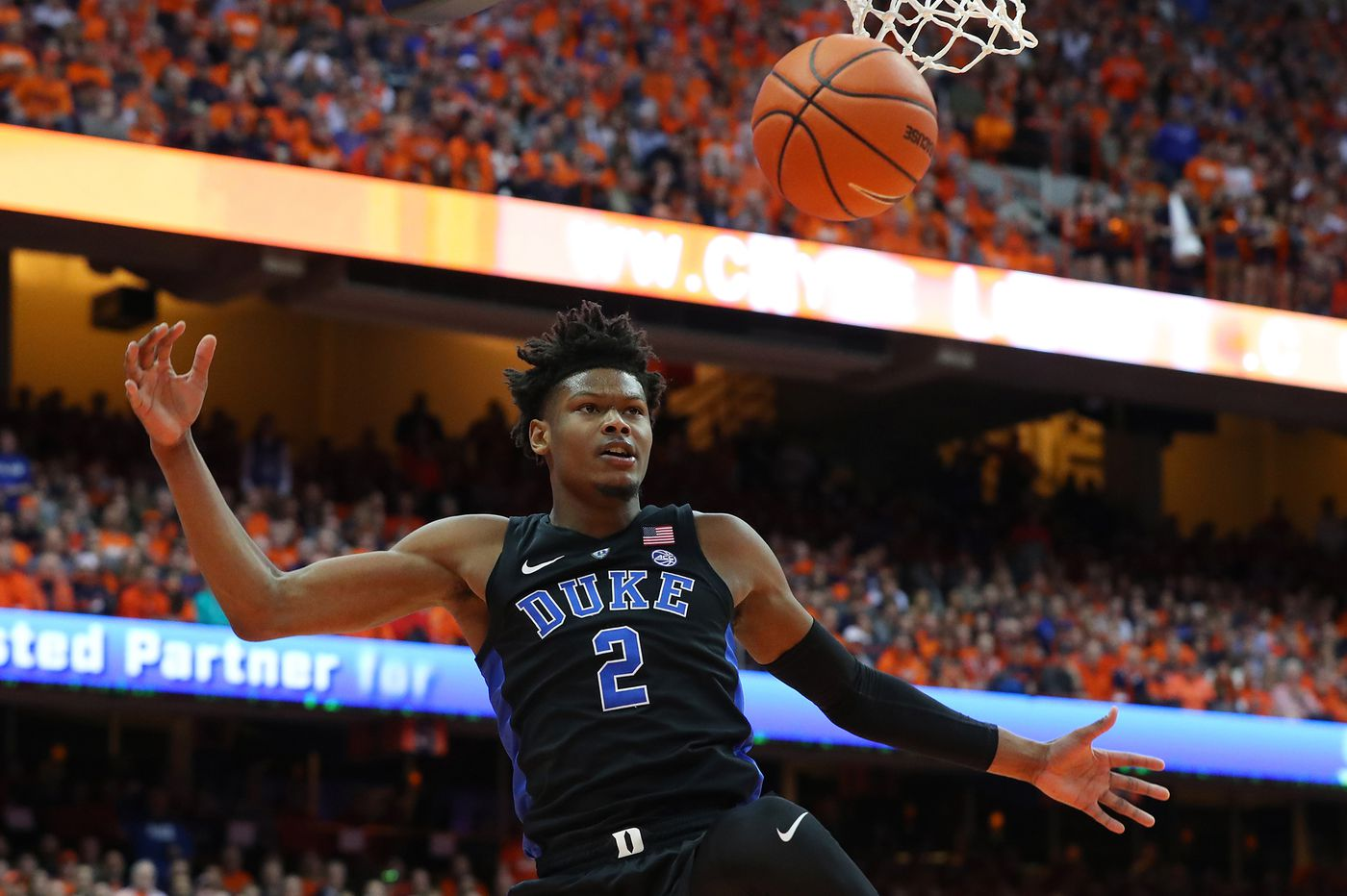 Cam Reddish will go high in NBA draft, even if some baggage comes with him | Mike Jensen