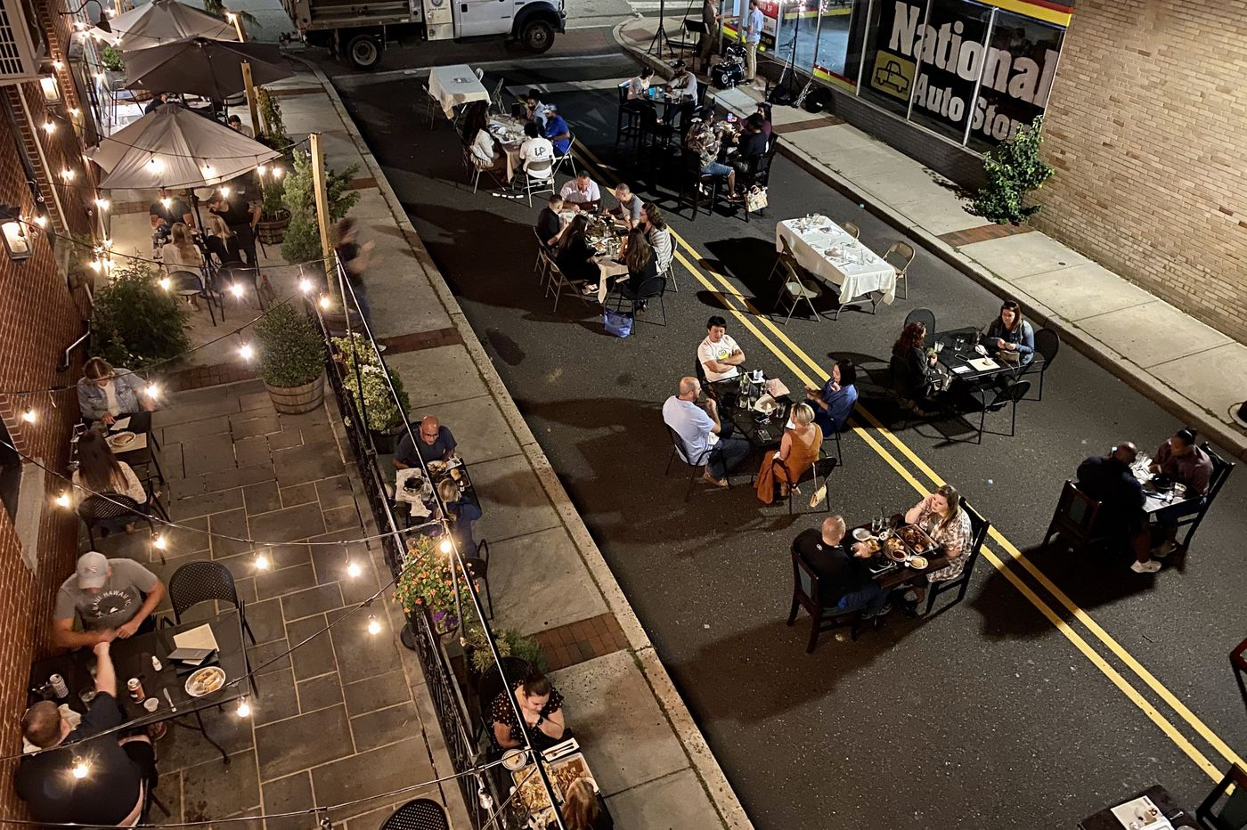 Last call for Pennsylvania bars and restaurants will be at 11 p.m., effective Monday